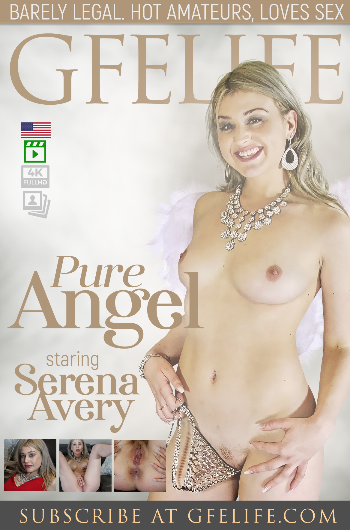 Serena Avery – Angel has wings